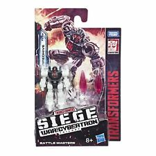 Transformers War for Cybertron: Siege Battle Masters FIREDRIVE Figure by Hasbro