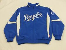 Kansas City Royals Starter MLB Jacket USA Vintage Baseball Blue Size:XXL Tip Top