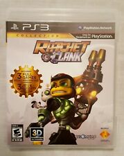 Sony Playstation PS3 - Ratchet & Clank Collection US Version NTSC?
