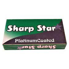 Sharp Star Platinum Razor Blades 5 Pack
