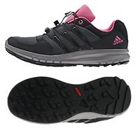 Adidas duramo cross trail w Damen Lauf Running Fitnessschuhe Trailschuhe