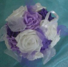 WEDDING FLOWERS CHILDS KISSING BALL IN DIFFERENT COLOURS
