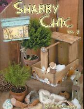 Shabby Chic Vol 2 Decorative Tole Painting Book by BJ Fleetham New