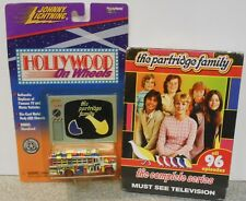 Partridge Family:The Complete Series (DVD, 2015, 8-Disc Set) NEW W DIE CAST BUS