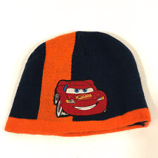Lightning McQueen CARS Warm WINTER BEANIE Ski Snowboard Hat Cap YOUTH SZ- Hbx12
