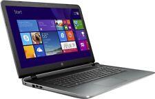 "HP Pavilion 17-g015dx 17.3"" Laptop 2.4GHz Intel Core i7-5500U 6GB RAM 750GB HDD"