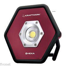 10W Mini Faretto con Batteria COB LED LAMPADA DA LAVORO A KRAFTWERK