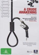 A Crude Awakening DVD - Sustainability, Oil, Energy, Documentary, Global Issues
