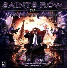 Original Game Soundtrack: Malcolm Kirby Jr - Saints Row IV The Soundtrack CD NEW