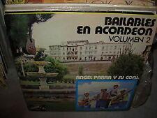 ANGEL PARRA bailables en acordeon vol.2 ( world music )