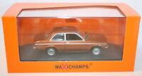 Maxichamps 1/43 Scale Diecast 940 045600 Opel Kadett C 1974 - Bronze Metallic