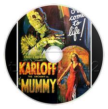 The Mummy (1932) Boris Karloff Fantasy, Horror Film / Movie on DVD