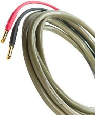 Ecosse MS2.3 Speaker Cable 2 x 1.5m (Terminated) Banana to Banana