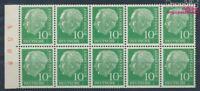 BRD Hbl10e postfrisch 1960 Heuss (8268012