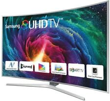 "SMART TV 55"" SAMSUNG UE55JS9000 CURVO 3D 4K UHD  COME NUOVO, AFFARE!!!"
