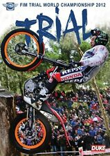 FIM WORLD OUTDOOR MOTORCYCLE TRIAL REVIEW 2012 DVD. Toni Bou. 232 Min DUKE 2343N