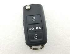 Seat Alhambra, Etc. 5 Button Remote Flip Key Fob - 7N5 837 202 AC (Tested)