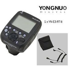 Yongnuo YN-E3-RT II Speedlite Flash Transmitter for Canon YN-600EX-RT YN968EX-RT