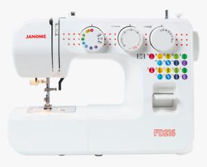 New Janome FD216 sewing machine