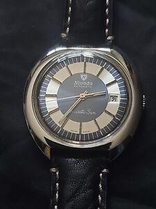 orologio automatico vintage Nivada