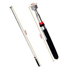 "MAGNETIC PICK UP TOOL 10 LBS TELESCOPIC ,EXTENDING UPTO 26"" MAGNET CLIP BLACK"