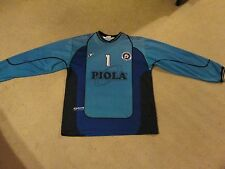 Team Piola.#1.Italy Soccer Jersey.Adult Large.