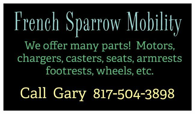 French Sparrow Mobility