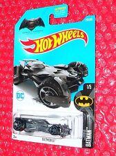 2017 Hot Wheels Batmobile  #237 DTY45-D9B0K  K case  Batman v. Superman