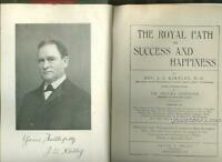 Royal Path to Success and Happiness by Rev. J. S. Kirtley 1902 Success Religion