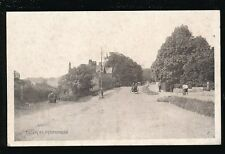 Northamptonshire Northants PETERBOROUGH Thorpe Rd pre1919 PPC pub Ream