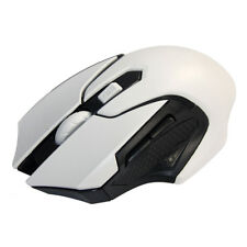 Professional Gaming Mouse 2.4Ghz Mice 6D DPI Adjustable USB Wireless Optical _F