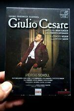 Giulio Cesare, GF Handel, Andreas Scholl  - DVD, As New