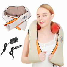 1Health Care Pillow Kneading Neck Shoulder Back Waist Belly Foot Massager Relax