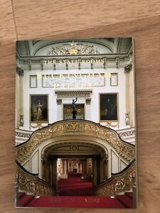 10 Postcard set Buckingham Palace The State Rooms