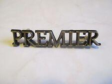 """Mopar NOS 1976-80 Plymouth Volare """"Premier"""" Emblem 4022354"""