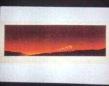 """Edward Ruscha /""""Large Trademark"""" Pop Art 35mm Slide"""