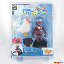 Muppets The Great Gonzo with Camilla the Chicken by Palisades Toys series 5