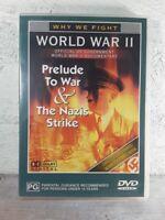World War 2: Prelude To War & The Nazis Strike - DVD DOCUMENTARY - FRANK CAPRA