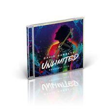 GARRETT DAVID - Unlimited - Greatest Hits, 1 Audio-CD