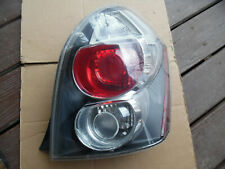09 - 10 PONTIAC VIBE PASSENGER TAIL LIGHT