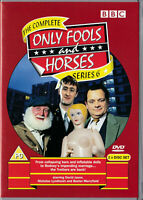 Only Fools And Horses - Series 6 - Complete 2003 Buster Merryfield Region 2 DVD