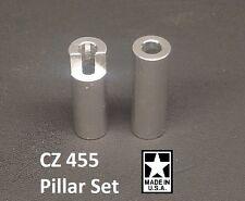 CZ 455 Aluminum Pillar Set DIY Stock Pillar Bedding