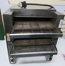 Holman - Dt14 - Double Conveyor Toaster, Dt14-Vt02