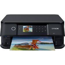 Epson Expression Premium XP-6100 Multifunktionsdrucker Scanner schwarz