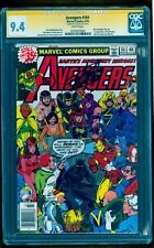 AVENGERS 181 CGC 9.4 SS * SIGNED STAN LEE  ** 1ST FIRST SCOTT LANG ANT MAN **