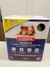 Aller Ease, Allergy+Bedbug Protection, Size Full, 1Pc