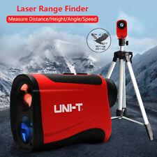 Laser Range finder Telemetro di Telescopio Golf/ Caccia Misuratore di distanza