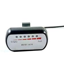 Hot Battery Indicator Voltmeter E-Bike Bicycle Refires Capacity Display 48V