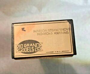 """Rio Grande Models LTD. HOn3 """"MARION STEAM SHOVEL"""" 3011-MS Kit """" Nice"""""""