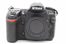NIKON D200 10.2MP 2.5''SCREEN DSLR CAMERA BODY ONLY WITH BATTERY